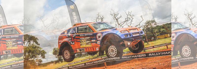 Michel Terpins Cuesta Rally