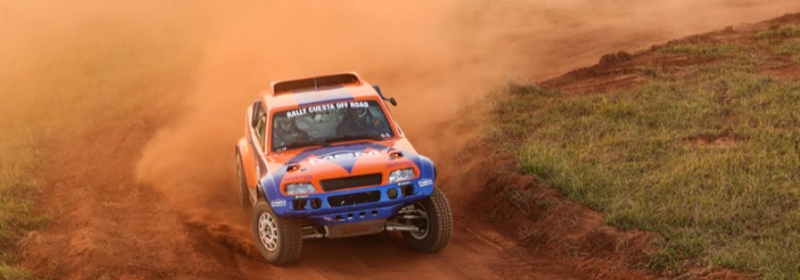 Rally Cuesta Off-road