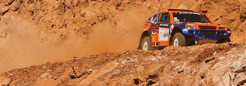 Rodrigo Terpins e Michel Terpins avaliam Rally dos Sertões