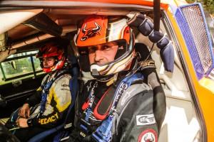Michel Terpins - 5º Rally Rota SC