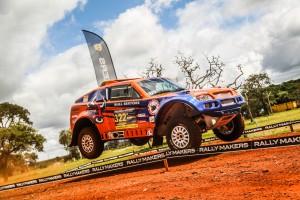 Michel Terpins participará do Rally Rota SC