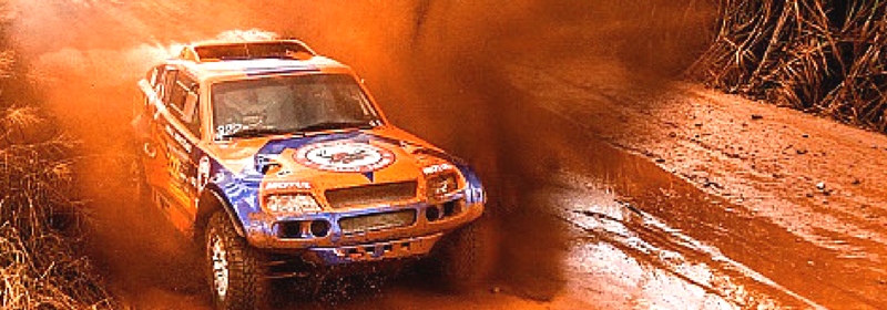preparativos-de-Michel Terpins-para-Rally -Cuesta-Off-Road